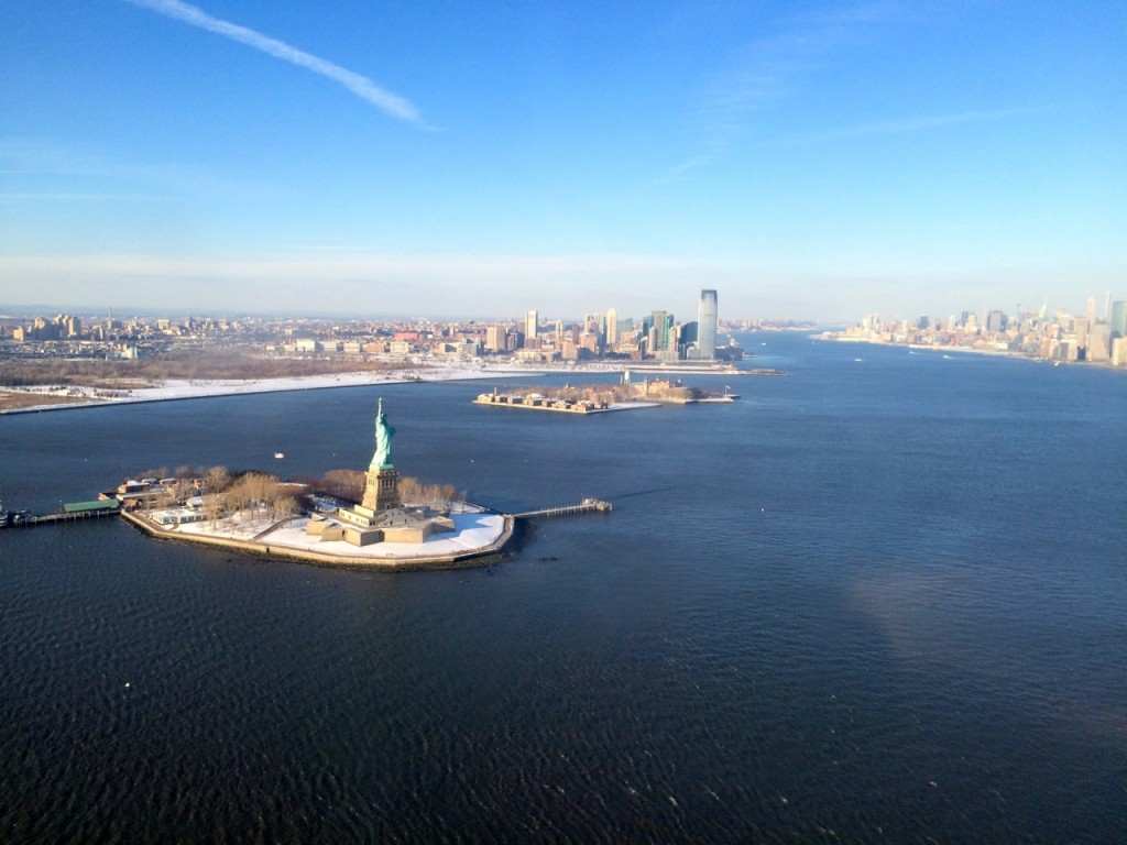 helicopter trip new york best